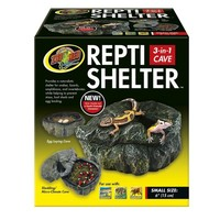 Repti Shelter™ 3-in-1 Cave