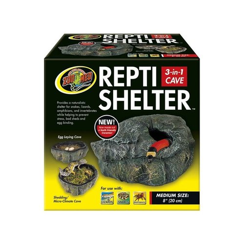 Zoo Med Repti Shelter™ 3-in-1 Cave
