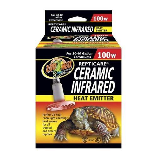 Zoo Med ReptiCare® Ceramic Infrared Heat Emitter