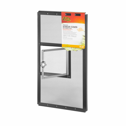 Zilla Zilla Screen Cover w/ Hinged Door