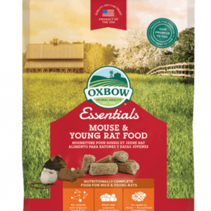 Oxbow Essentials - Mouse & Young Rat Food
