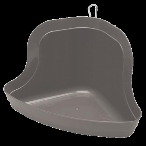Kaytee Tall Corner Litter Pan with Quick Lock