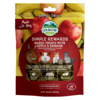 Simple Rewards Apple and Banana 2oz