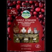 Simple Rewards Cranberry 2oz