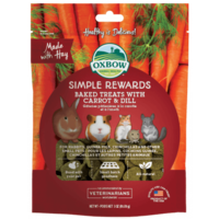 Simple Rewards Carrots and Dill 2oz