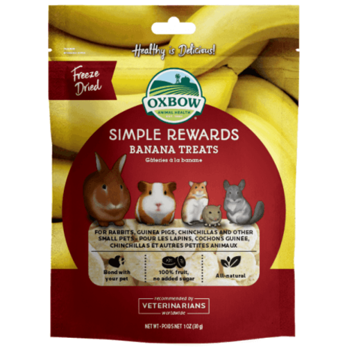 Oxbow Simple Rewards Banana 1oz
