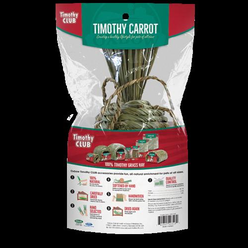 Oxbow Timothy CLUB Carrot
