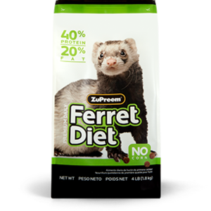 Zupreem Premium Ferret Food