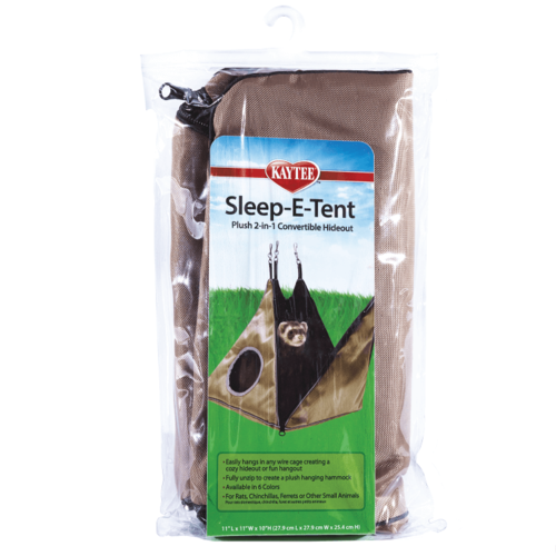 Kaytee Ferret Super Sleeper, Sleep-E-Tent