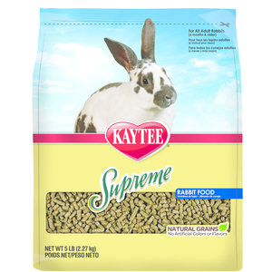 Kaytee Kaytee Supreme Rabbit Daily Diet