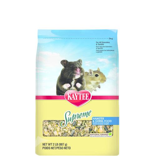Kaytee Kaytee Supreme Hamster & Gerbil Diet