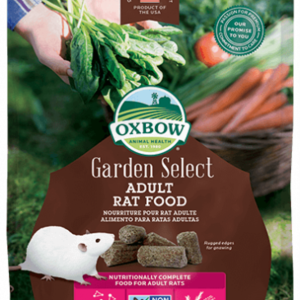 Oxbow Garden Select - Adult Rat