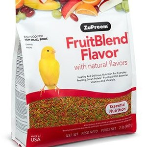 Zupreem Fruit Blend - Very Small Birds