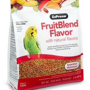 Zupreem Fruit Blend - Small Birds