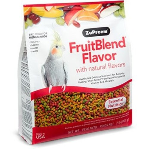 Zupreem Fruit Blend - Medium Birds