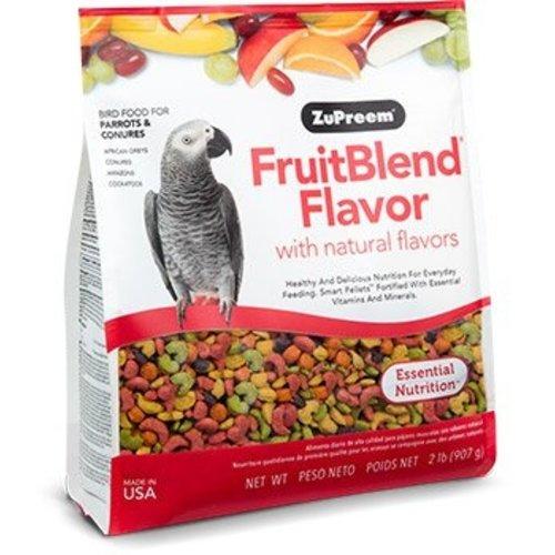 Zupreem Fruit Blend - Parrots & Conures