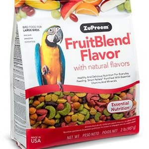 Zupreem Fruit Blend - Large Birds