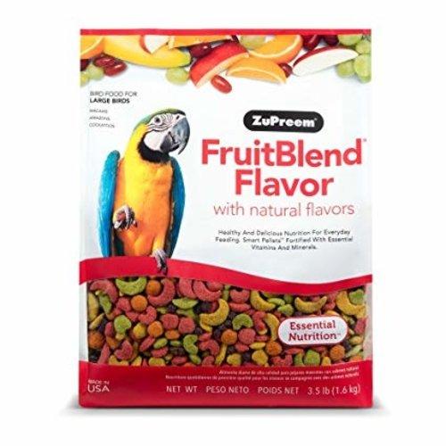 Zupreem Fruit Blend - Large Birds