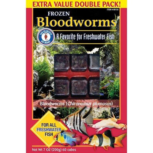 San Francisco Bay Frozen Bloodworms