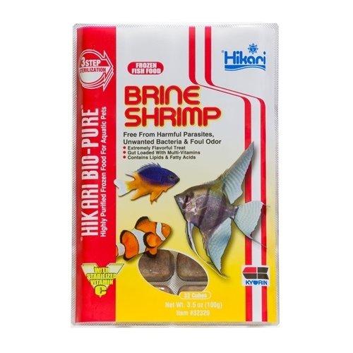 Hikari Frozen Brine Shrimp