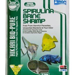 Hikari Frozen Spirulina Brine Shrimp