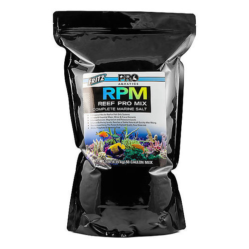 Fritz Fritz ProAquatics Reef Pro Mix Complete Marine Salt