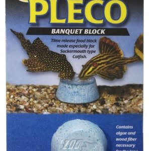 Zoo Med Pleco Banquet Block