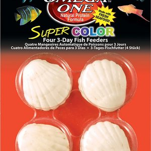 Omega One Super Color Vacation Feeder