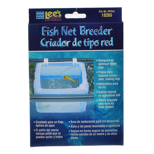 Lee's Pet Products Boxed Net Breeder