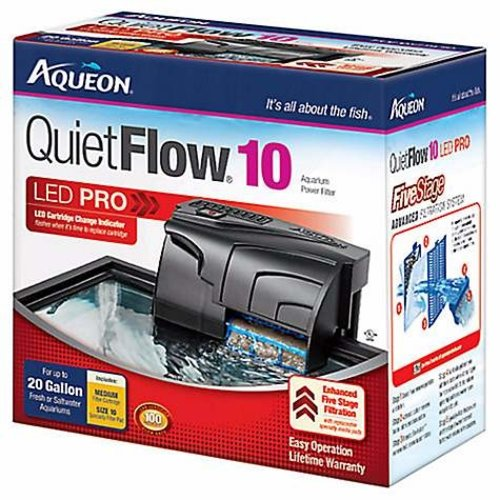 Aqueon Quiet Flow Filter