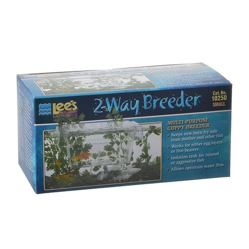Lee's Pet Products 2-Way Fish Breeder