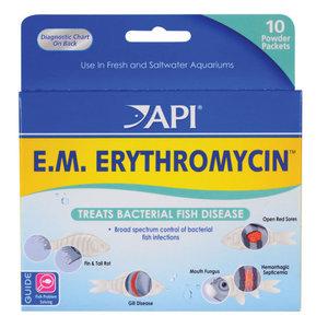 API E.M. Erythromycin