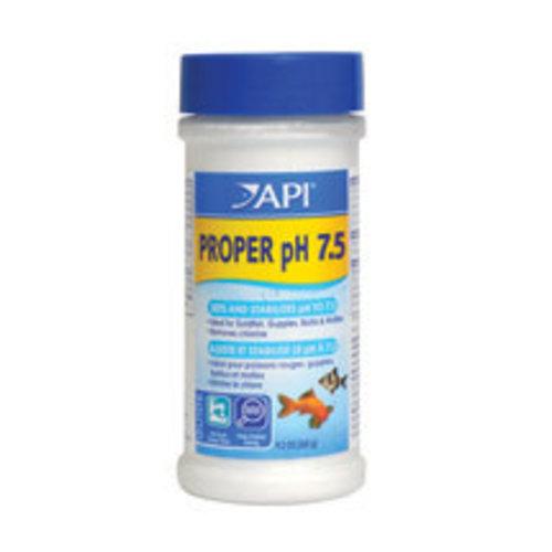 API Proper pH