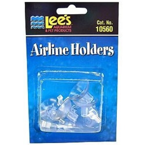 Lee's Aquarium Airline Holders 6pk