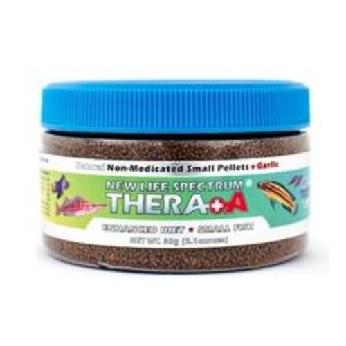 New Life Spectrum 1mm New Life Spectrum Thera A+ Naturox Sinking Pellets