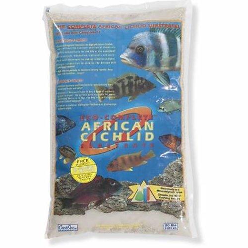 Caribsea, Inc. Caribsea Eco-Complete Cichlid White Sand