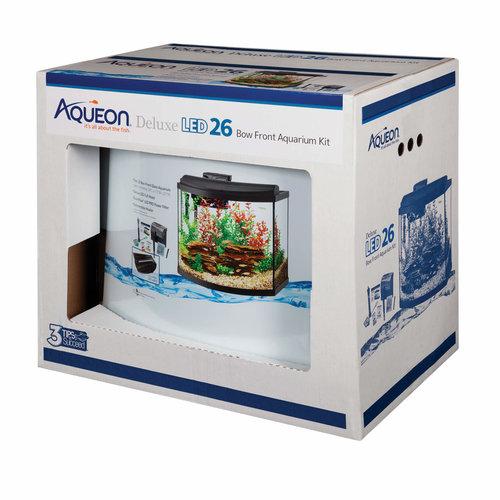Aqueon Aqueon Bow Front Aquarium Kit