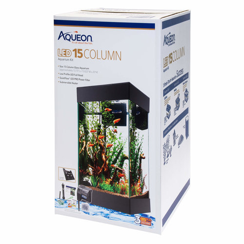 Aqueon Aqueon LED Column Aquarium Kit