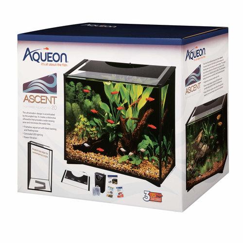 Aqueon Aqueon Ascent Frameless Aquarium Kit
