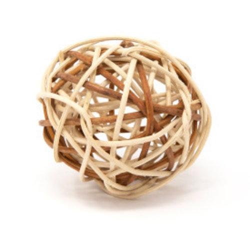Oxbow Enriched Life Rattan Ball Wrap Animal Toy