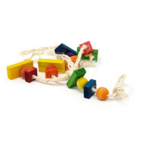 Oxbow Enriched Life Deluxe Color Dangly Small Animal Toy
