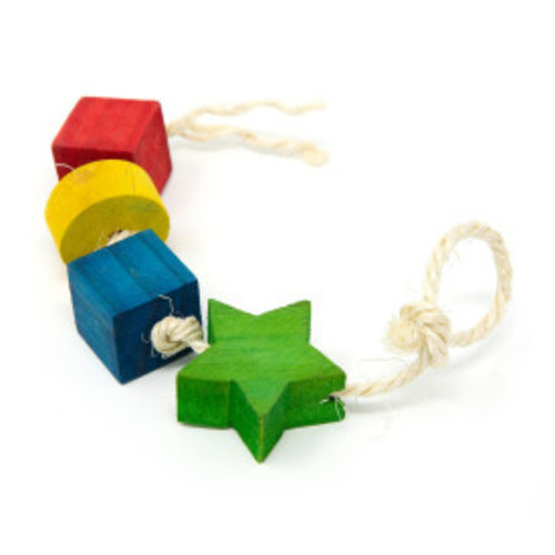 Oxbow Enriched Life Color Play Dangly Small Animal Toy