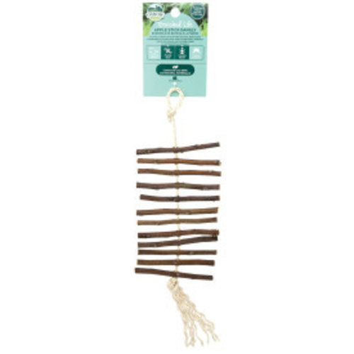 Oxbow Enriched Life Apple Stick Dangly Small Animal Toy