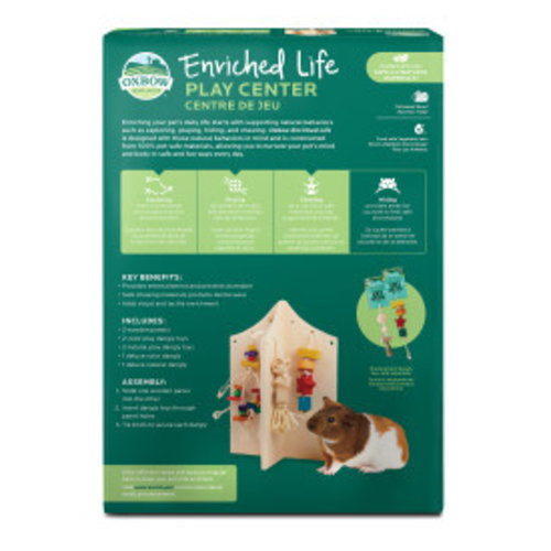 Oxbow Small Animal Enriched Life Play Center LG