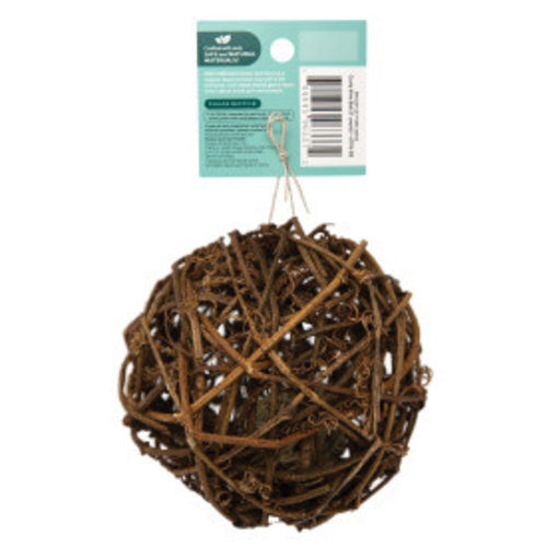 Oxbow Enriched Life Curly Vine Ball Animal Toy