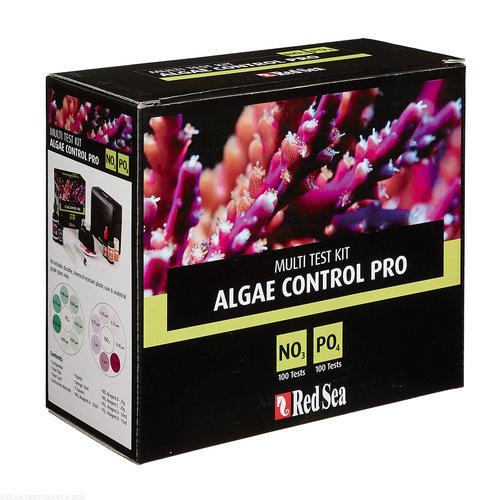 Red Sea Red Sea Algae Control Multi Salt Water Test Kit