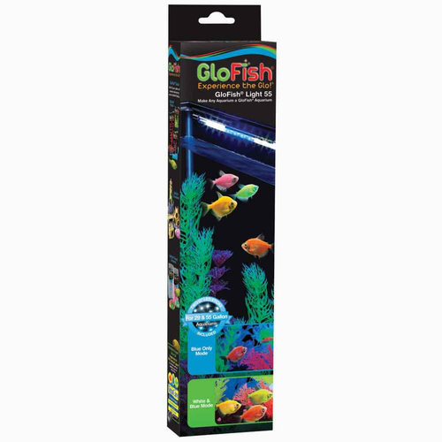 Tetra Glofish LED Light White & Blue Stick