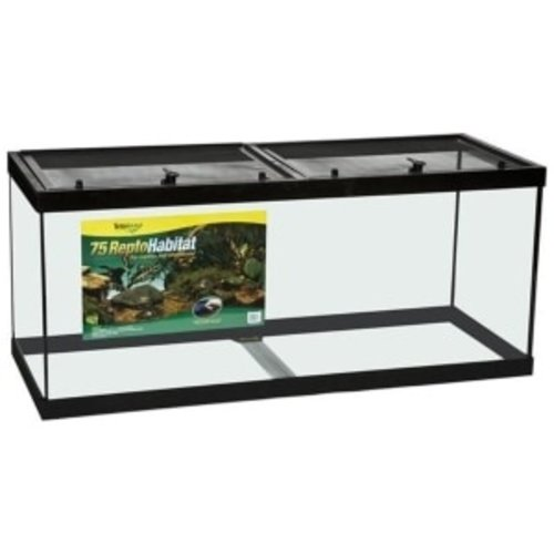 "Tetra Reptohabitat Sliding Door Cage 75 Gallon (48"" x 18"")"
