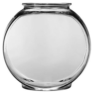 Anchor Hocking 1 Gallon Drum Glass Bowl