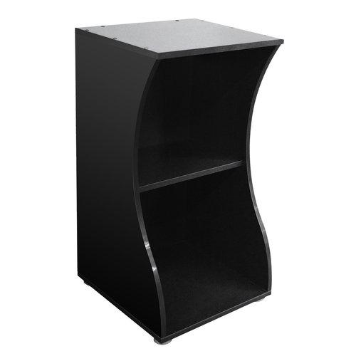 Fluval Flex Aquarium Stand - Black - 15 Gallon